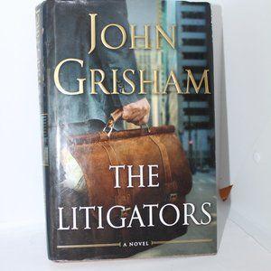 The Litigators by John Grisham Law Crime Novel